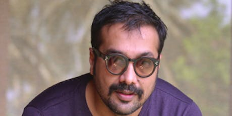 An Industry Master Class with Sacred Games Director, Anurag Kashyap tickets