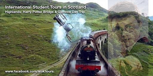Harry Potter Bridge and Glencoe Day Trip Sat 21 March
