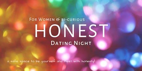 HONEST Dating for WOMEN & Bi-Curious Tickets