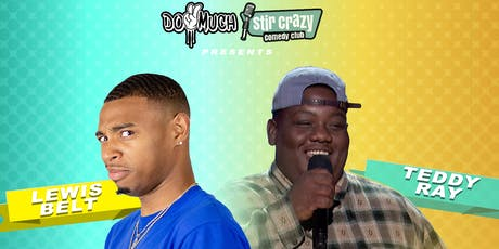 The Young OG Comedy Tour feat. Lewis Belt & Teddy Ray: PHOENIX tickets