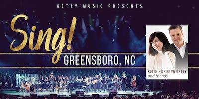 SING! Greensboro, NC