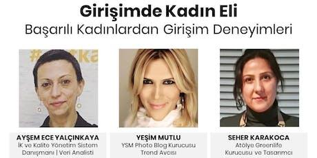 Girişimde Kadın Eli (GH Fatih) tickets