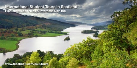 Loch Ness, Inverness and Highland Coos Day Trip Sat 8 Feb tickets