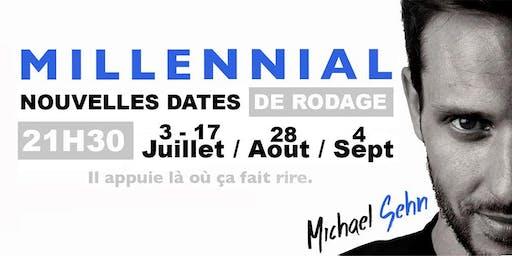 Michael Sehn dans Millennials
