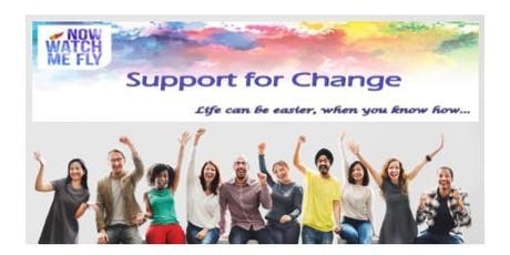 Support For Change Coaching Clinic  tickets
