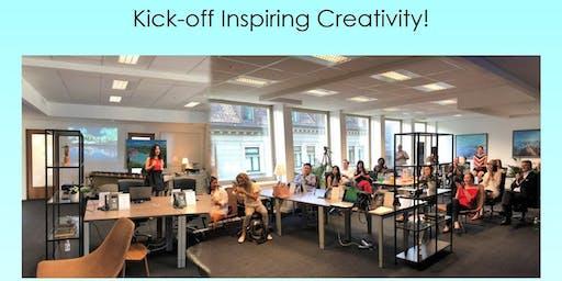 Kick-off Inspiring ART CREATIVITY!