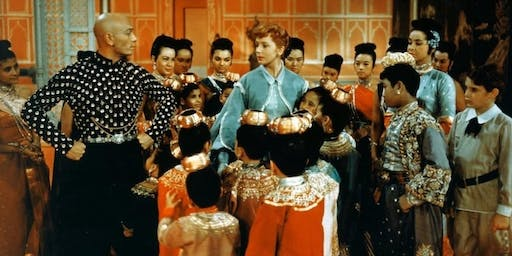 THE KING AND I (1956) [U]: Singalong a Dingdong Movie Night
