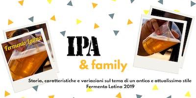 Ipa & Family -  Laboratori Fermento Latina Sesta Edizione