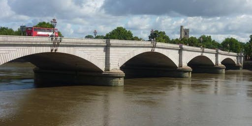 A wander around Putney and Fulham - More just than a Boat Race!