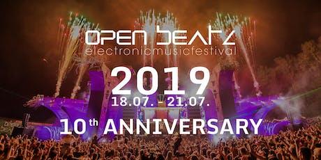 Open Beatz Festival tickets