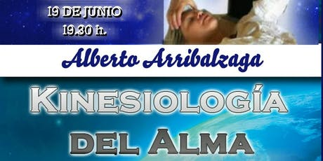 Conferencia gratuita Conexión entre alma y cuerpo- Arribalzaga en Valencia tickets