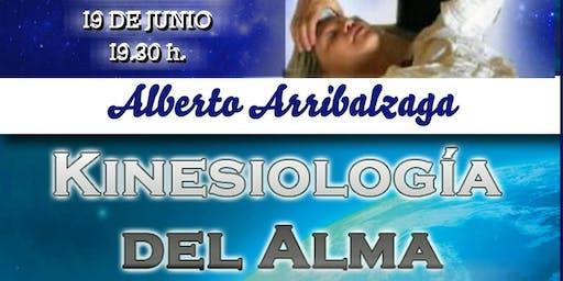Conferencia gratuita Conexión entre alma y cuerpo- Arribalzaga en Valencia