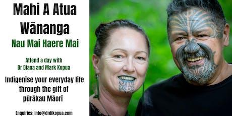 Mahi a Atua Wānanga SYDNEY tickets