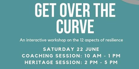 Get Over The Curve - Coaching session tickets