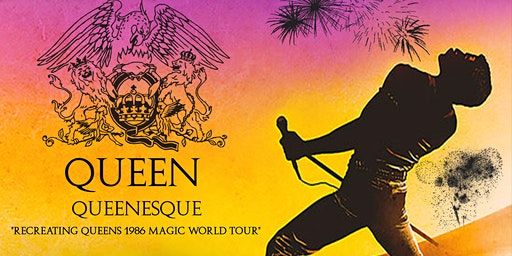 QUEEN NEW YEARS EVE PARTY - CENTRAL VENUE WREXHAM