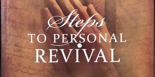 Steps to Personal Revival - Being filled with the Holy Spirit - Area8 DOF19