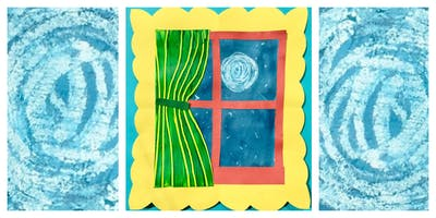 FALL SPECIAL-50% OFF! Goodnight Moon Workshop (18 Months-6 Years)