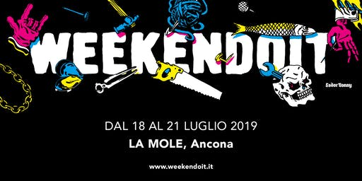 WEEKENDOIT 2019