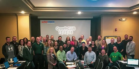 GrowthCLUB Business Strategy & Quarterly Planning Workshop for business owners JUN 26 tickets