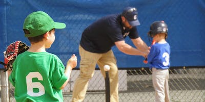 2019 Fall Baseball Clinics - Garwood Baseball League