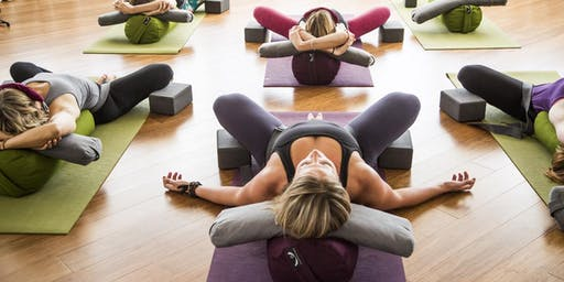 Mid-Winter Deep Rest Yoga