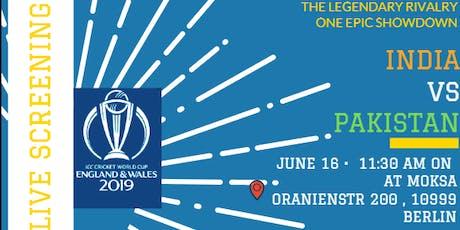 BleedBlueBerlin ICC worldcup 2019 tickets