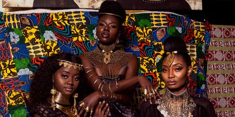 AfroMode : African Contemporary Art and Fashion Pop Up tickets