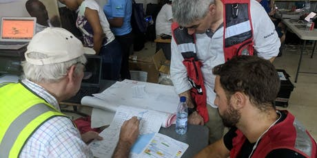 MapAction; geographic support for humanitarian decision making tickets