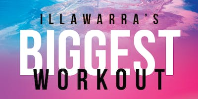 Illawarra's Biggest Workout