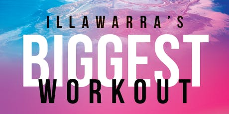 Illawarra's Biggest Workout  tickets