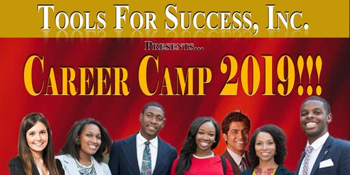 Tools For Success, Inc. Career Camp 2019
