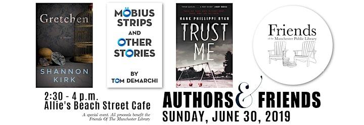 Authors & Friends image