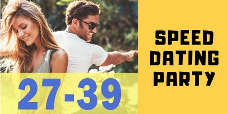 Speed Dating & Singles Party | ages 27-39 | Adelaide tickets