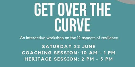 Get Over The Curve -Heritage Session tickets