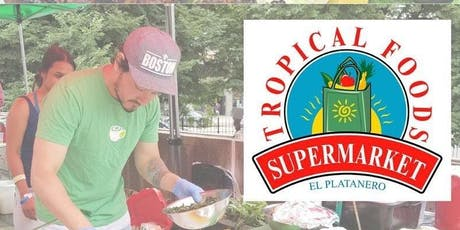 Jerk Food Chef Tasting Sundays at Tropical Foods tickets