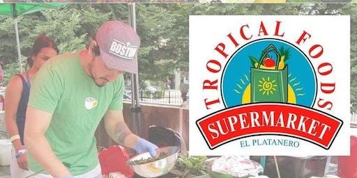 Jerk Food Chef Tasting Sundays at Tropical Foods