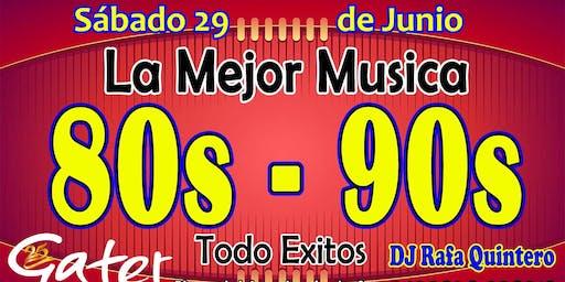 La Mejor Musica 80s - 90s Todo Exitos