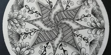 Taller de Introducción al Zentangle® entradas