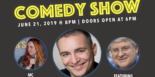 Comedy Night @ Pantry