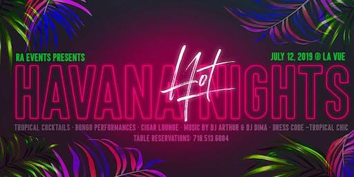 Hot Havana Nights Party