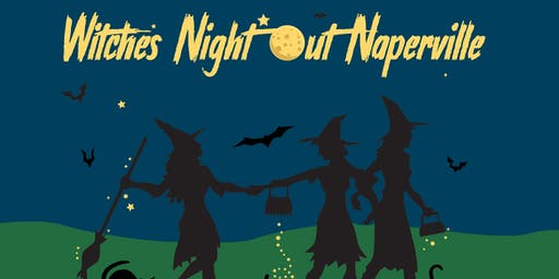 Witches Night Out Naperville 2019