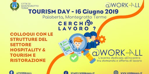 @Work4All - la fiera del lavoro
