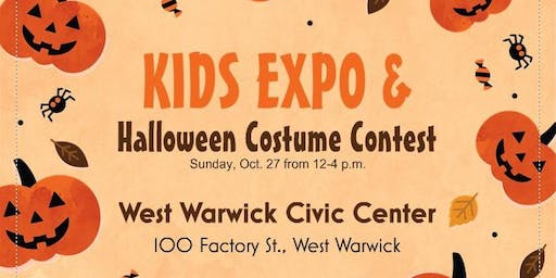 KIDS EXPO 2019 & HALLOWEEN COSTUME CONTEST