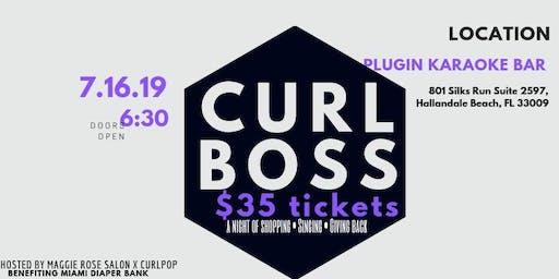 Curl Boss 2019