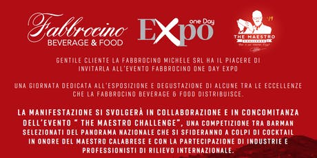 Fabbrocino One Day Expo tickets
