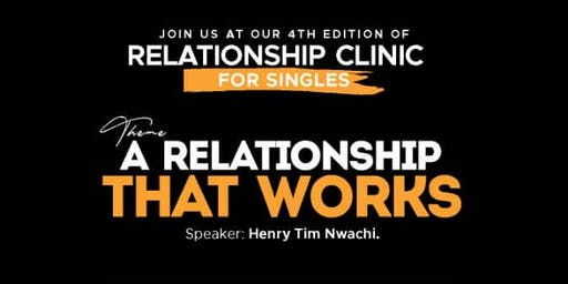 Relationship Clinic