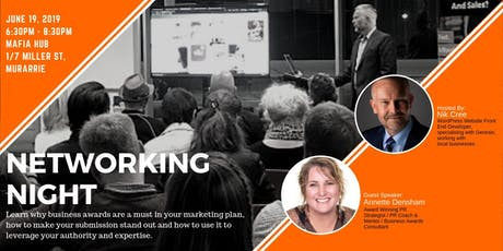 5th Brisbane Networking Night: Come Along And Join Like-Minded Business Owners tickets