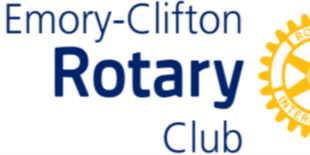 Rotary Club of Emory-Clifton Installation of Officers