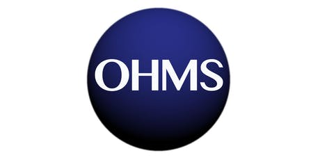 Webinar: Introduction to OHMS (August 7, 2019) tickets
