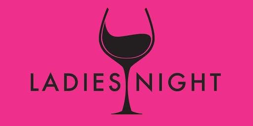 LADIES NIGHT: Food & Wine Social